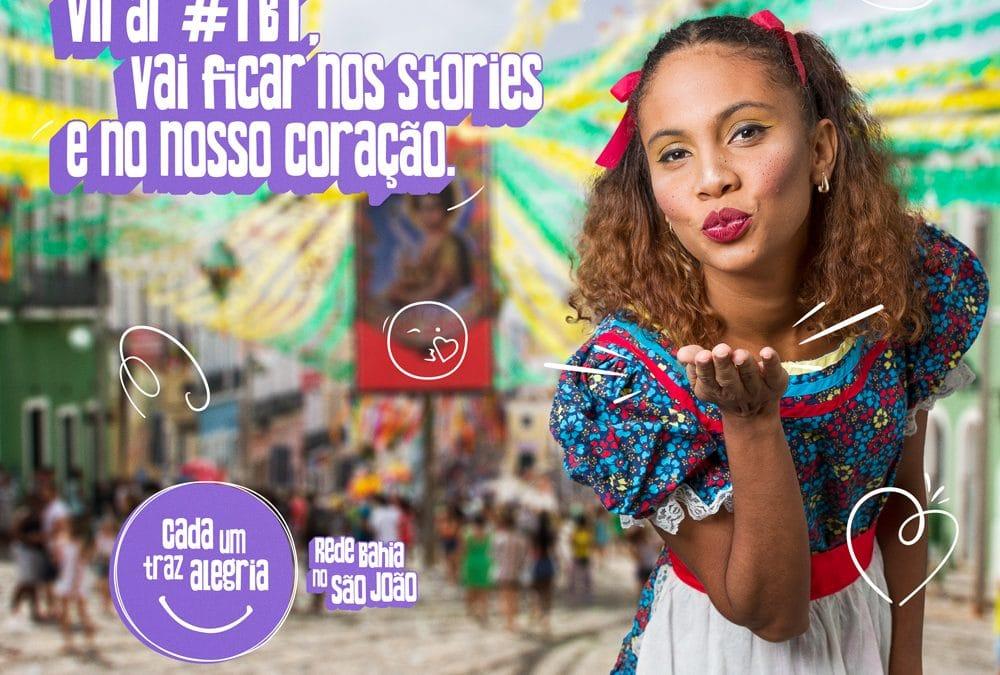 Anarriê: Rede Bahia apresenta campanha institucional do São João 2019