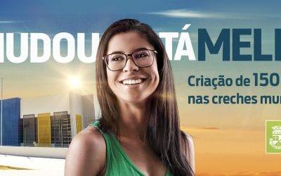 """""""Já Mudou, Tá Melhor!"""". W4 Comunicação cria campanha para prefeitura de Vitória da Conquista"""
