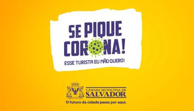 W4 Comunicação cria campanha de combate ao Coronavírus para Câmara Municipal de Salvador
